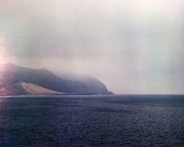 California Landscape Photography-Fog and Coastline