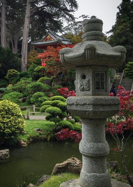 Japanese Tea Garden No.5 Art   Patrick Cosgrove Art and Photography