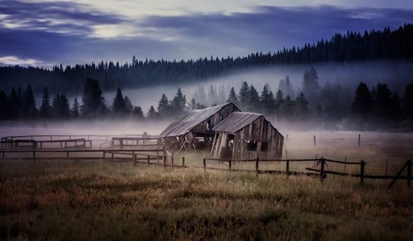 Ghost Barn Art | Karen Hutton Fine Art