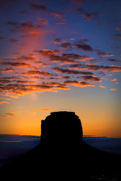 Merrick Butte Sunrise Art | Karen Hutton Fine Art