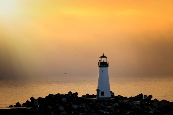 Lighthouse Alight Art | Karen Hutton Fine Art