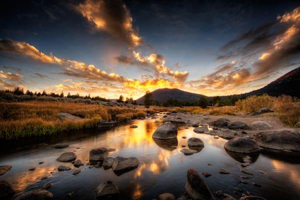 Sunsets Do A Jig Art | Karen Hutton Fine Art