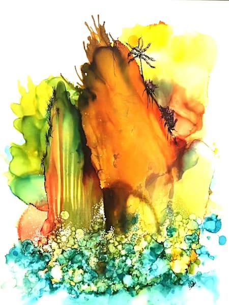 Long Climb Art   Art With Judy Ann