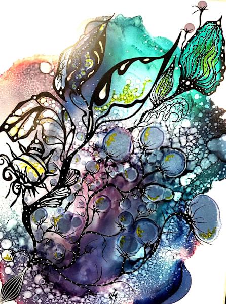 Blue Magoo Art | Art With Judy Ann
