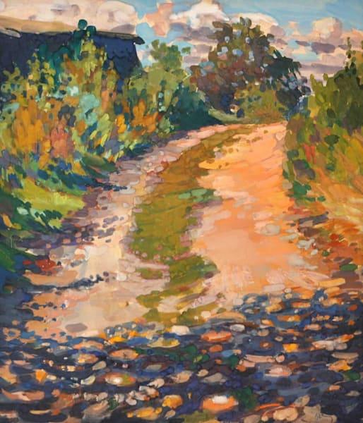 Sunny Road Art | Fountainhead Gallery
