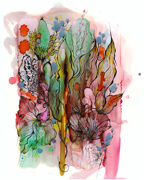 Cornacopia Art | Art With Judy Ann