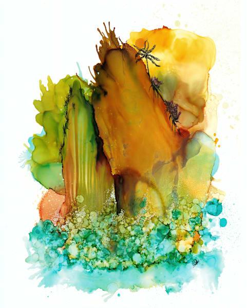 Long Climb Hd Art | Art With Judy Ann