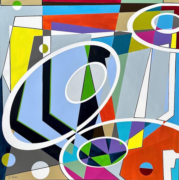 """Color Piercer"" Art | abstractartbyjohnfatse"