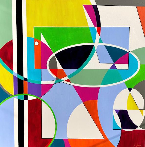 """Happiest Days"" Art   abstractartbyjohnfatse"
