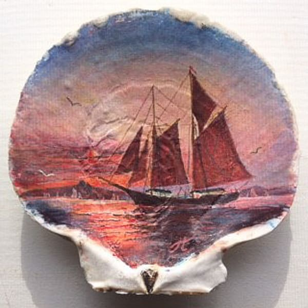 Schooner In Boston Harbor Photography Art   The Colors of Chatham