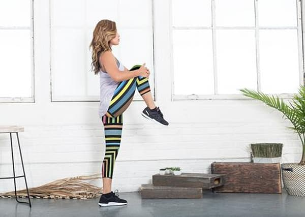 Zippity Do Da Yoga Capri Pants | Lillith
