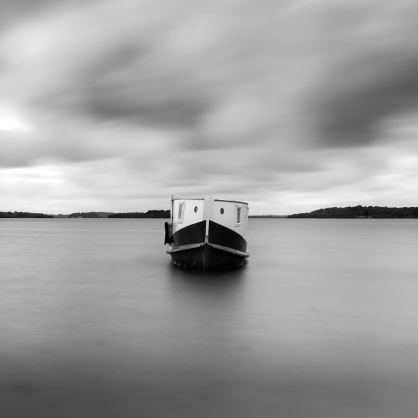 Boat Face Art | Roy Fraser Photographer