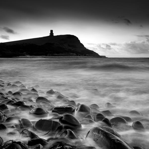 Clavel Tower At Kimmeridge1 Art | Roy Fraser Photographer