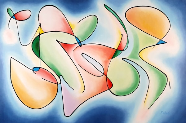 Dance 35   Original Oil Painting Art | Dave Martsolf Fine Arts