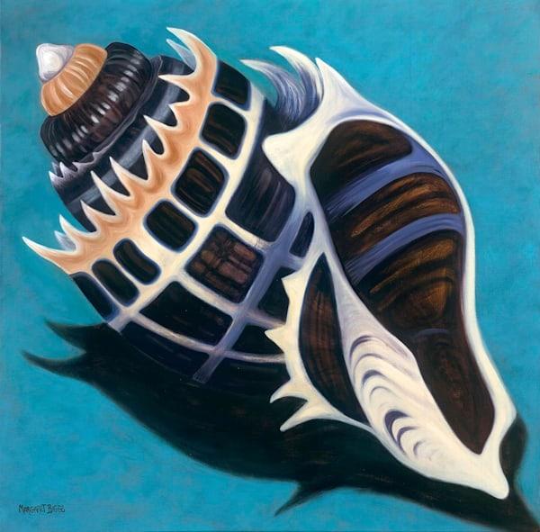 King's Crown   Aqua Art | Margaret Biggs Fine Art