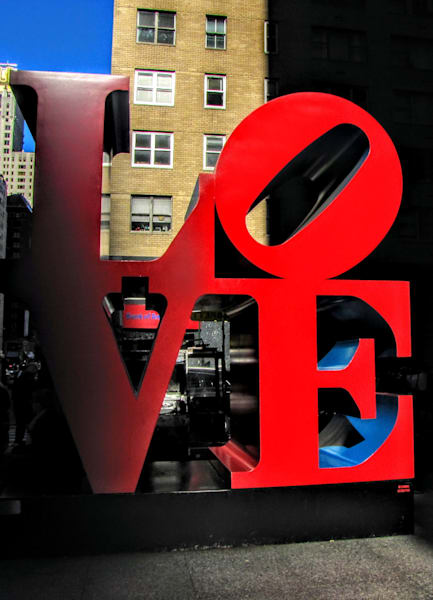Love, Nyc #1 Photography Art | Photoissimo - Fine Art Photography