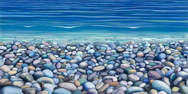 Rocky Shore Art | Margaret Biggs Fine Art