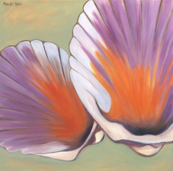 Rose Cockles Art | Margaret Biggs Fine Art