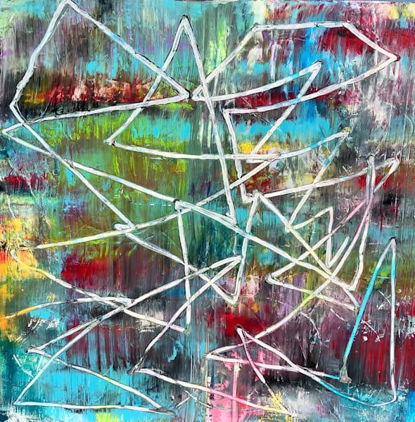 """""""Mana En Mano"""" Art   abstractartbyjohnfatse"""