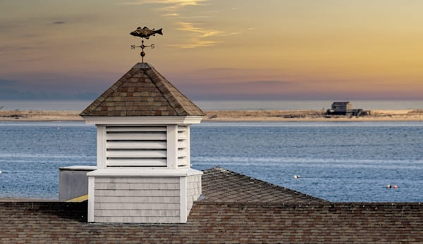 Chatham Fish Pier Photography Art | The Colors of Chatham