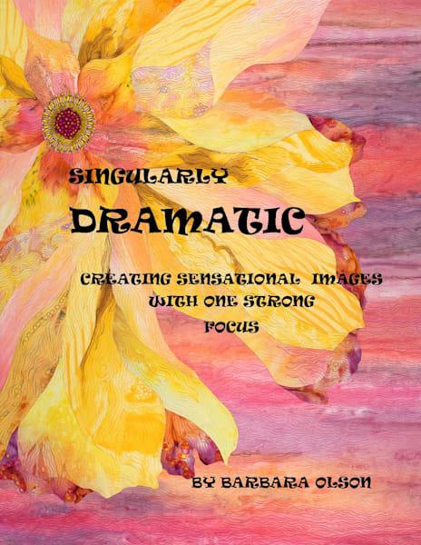 Singularity Dramatic | Barbara Olson Fiberarts