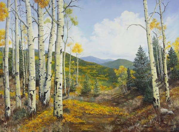 A Golden Day Art | Marsha Clements Art