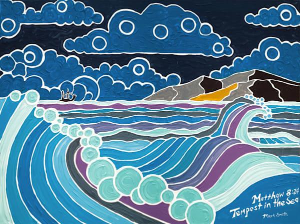 Tempest in the Sea