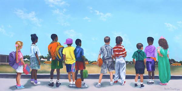 Heading Home Art | Marsha Clements Art