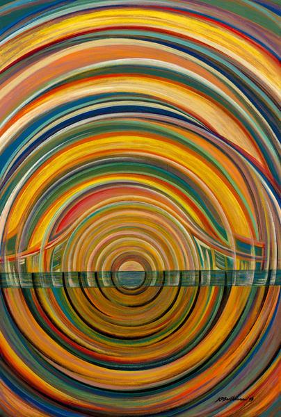 Rising Sun Art | Kim P. Bartholomew