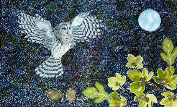 Night Owl | Suzanne Aulds Studio
