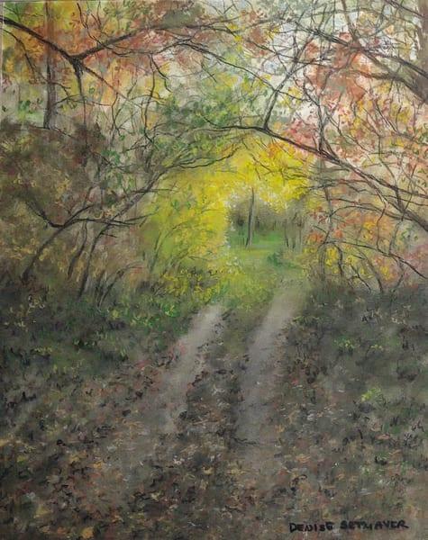 Happy Trails Art   Cincy Artwork