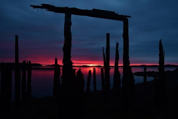 Eastport Sunrise Art | Full Fathom Five Gallery