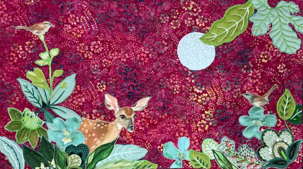 In The Garden Art | Suzanne Aulds Studio