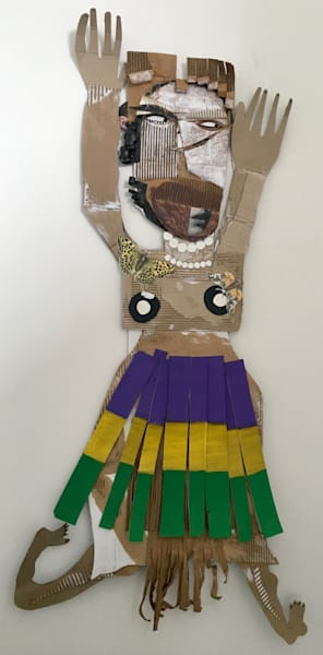 Mardi Gras Mambo Art | New Orleans Art Center