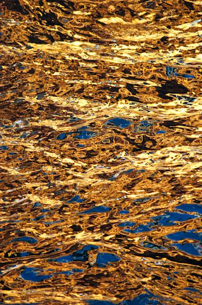 Golden Waves Art | Full Fathom Five Gallery