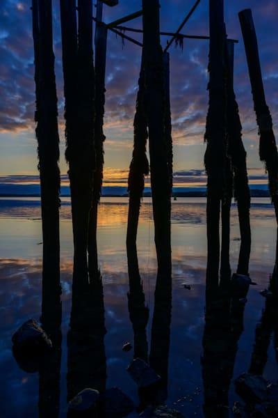 Low Tide Sunrise Art | Full Fathom Five Gallery