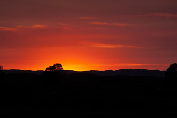 Prairie Sunset Art | Full Fathom Five Gallery