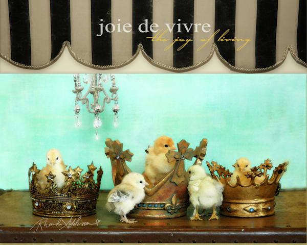 Chicks & Crowns Art