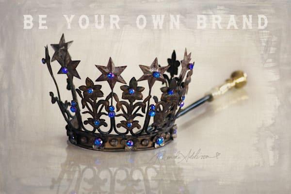 Crown Branding Iron Art