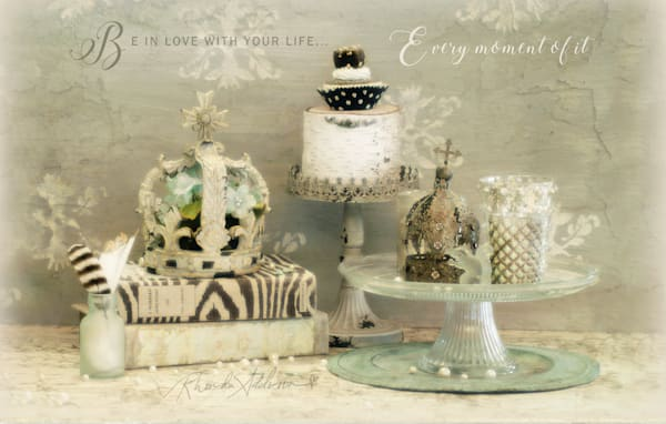 Crowns & Cakes Art