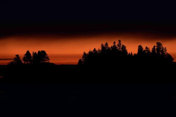 Sunrise Silhouette Art | Full Fathom Five Gallery