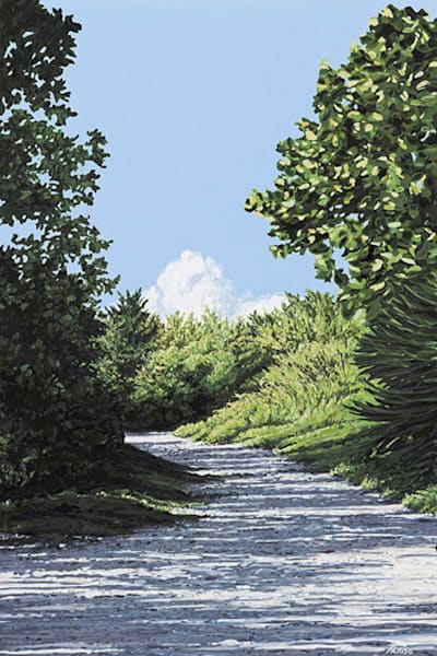 Almost There   Acrylic On Panel Art   Patrick M. Parise