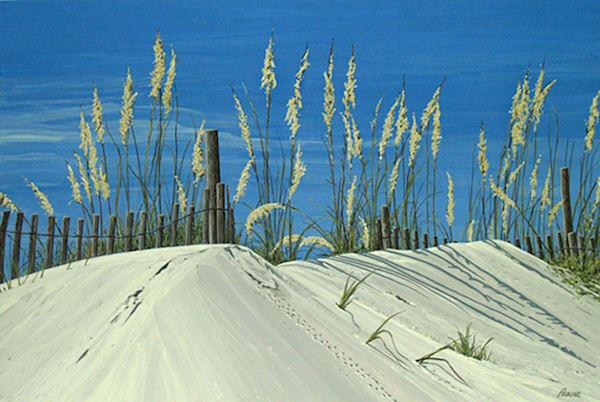 Summer Daze     Acrylic On Panel Art   Patrick M. Parise