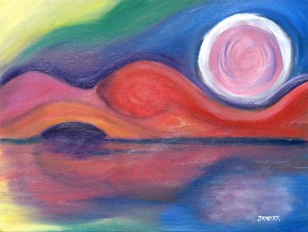 A Sensuous Night Art   janakastagnaro