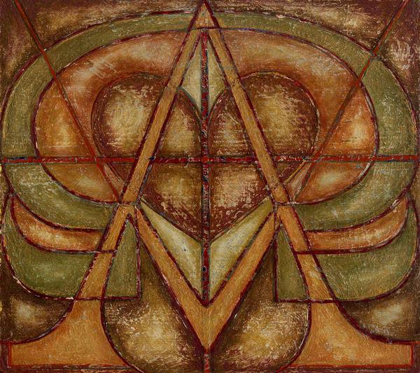 Alpha And Omega Art | Kim P. Bartholomew