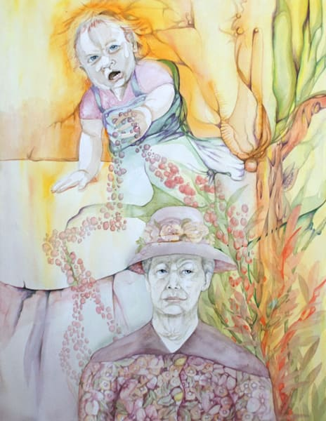 Grandmother Dena Art | Dena McKitrick