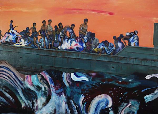 An Ordinary Day Series N02 Art | Art Impact® International Inc