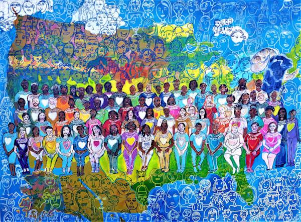 Dodge Park Es Students Staff Art | Art Impact® International Inc