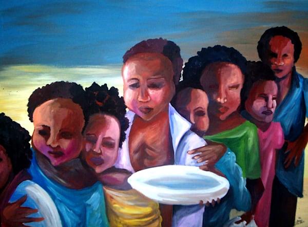 Children's Hunger Art | Art Impact® International Inc