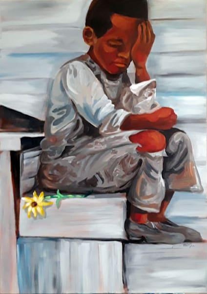 Black Eyes Suzie Tears Art | Art Impact® International Inc
